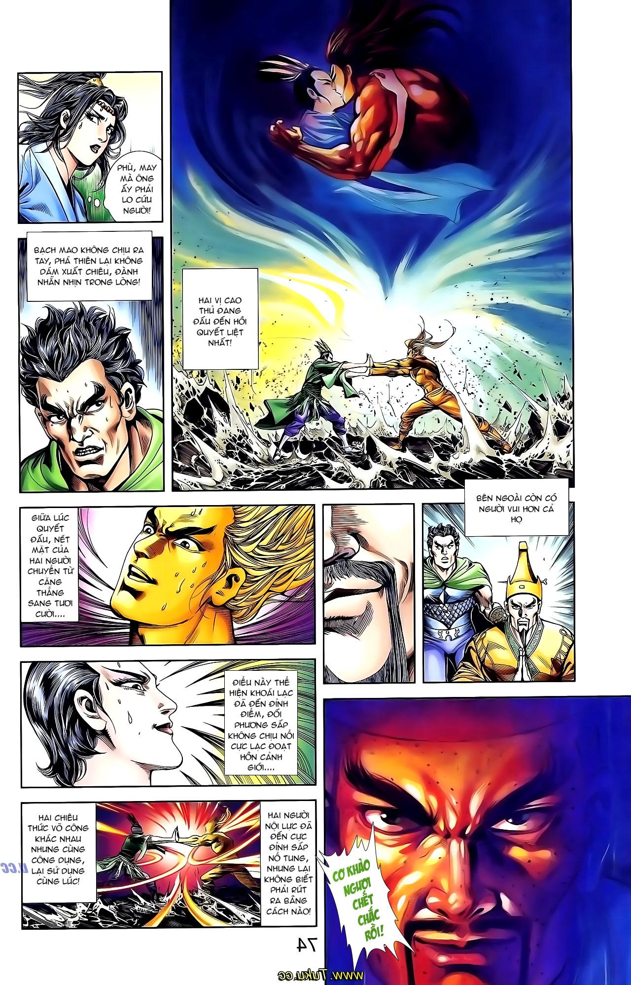 Cơ Phát Khai Chu Bản chapter 131 trang 14