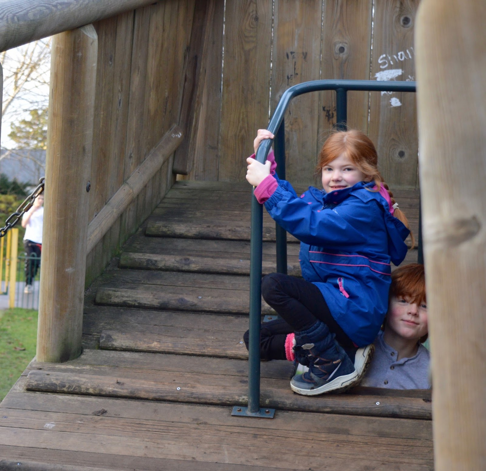 What to do in Valley Gardens, Harrogate | Play area, Pitch & Putt, events & more - wooden plane