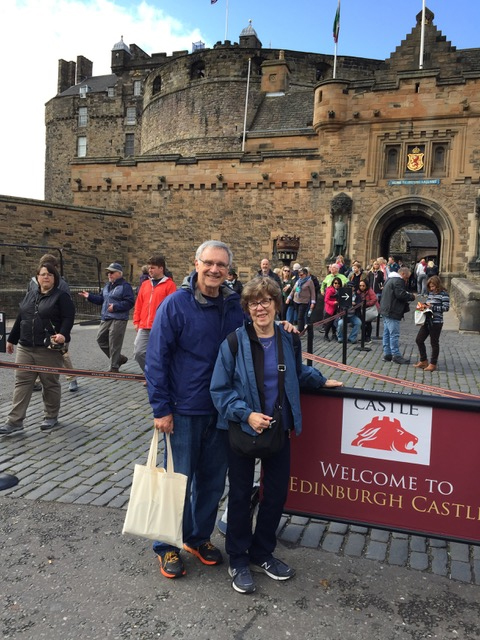 SCOTLAND: Edinburgh, Loch Ness, Glasgow and More, Guest Post by Tom and Susan Weisner
