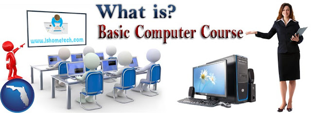 what is basic computer course