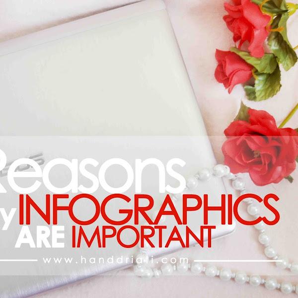5 Alasan Kenapa Perlu Menggunakan Infografis
