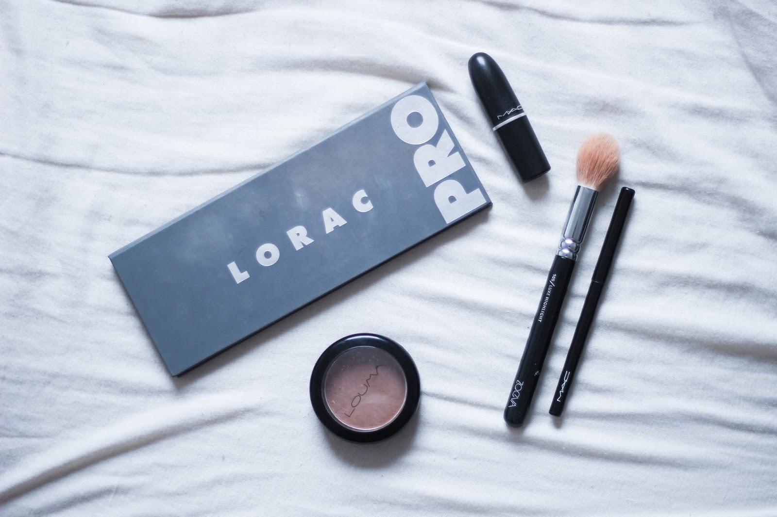 Lorac Pro Palette 2 Review || www.lootieloosplasticworld.de