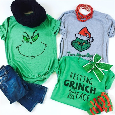 Fun Holiday Tees