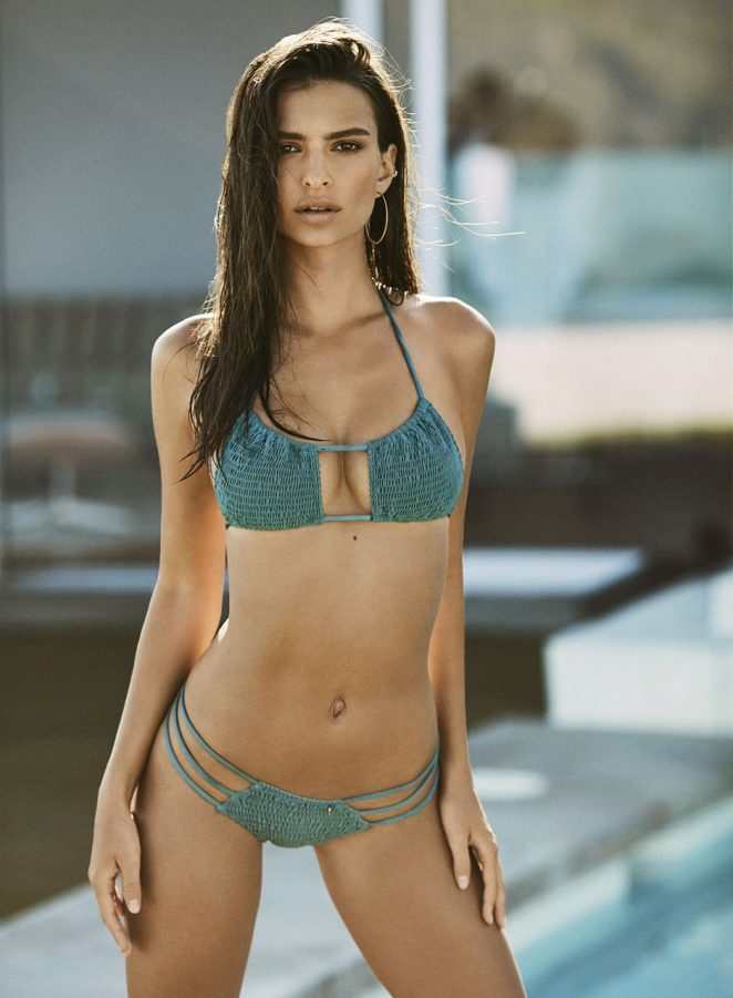 Emily Ratajkowski – Amore and Sorvete Australia Catalog 2016