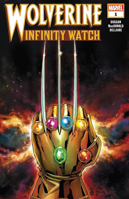 Wolverine Infinity Watch Volumen 1 Español mega