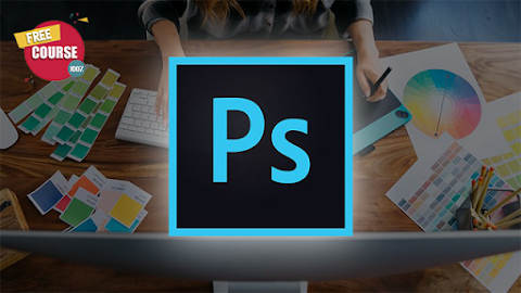 Learn Photoshop for Design: 100% Practical Projects 100% Free Online Courses