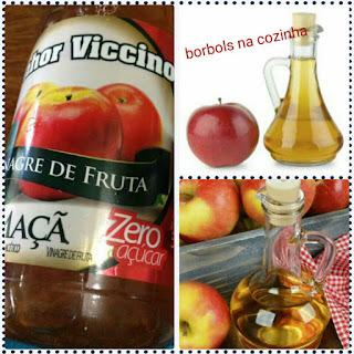 Vinagre de maçã e seus benefícios