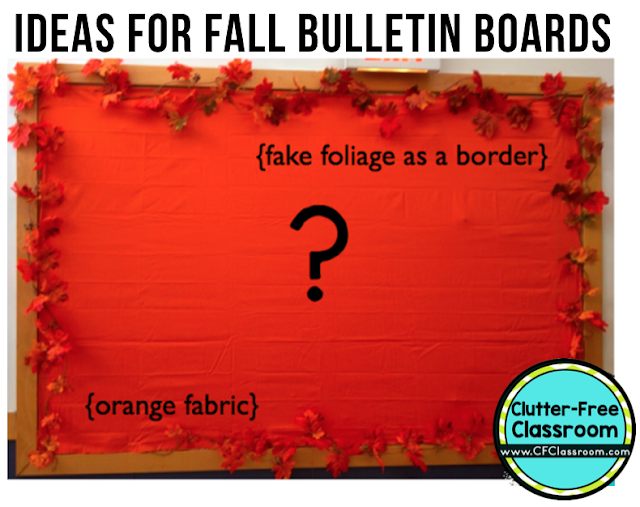 If you need ideas for easy fall bulletin boards for your school hallway or classroom, you have come to the right place. Whether it is September, October, or November, this blog post has simple and creative crafts kids can make, writing projects that look cute on display.