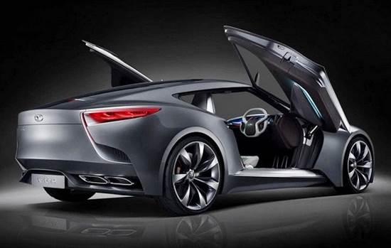 Hyundai Genesis Coupe V8 Specs