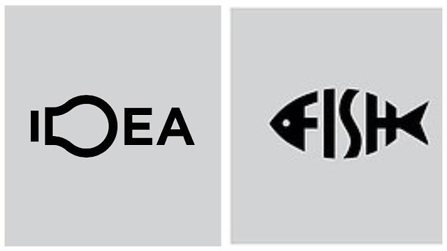 Дизайнер создает логотипы, всмотревшись в которые, не перестаешь удивляться их гениальности!