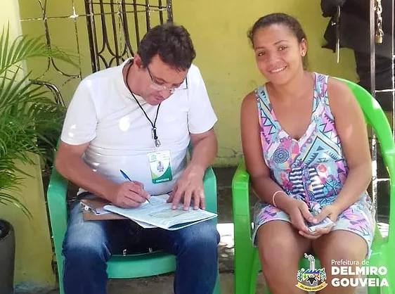 Secretaria de Assistência Social de Delmiro Gouveia está realizando recadastramento de pessoas inscritos no Cadastro Único