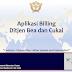 Aplikasi Billing Ditjen Bea dan Cukai