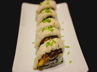 Le Chameau Bleu - Recette fusion du Maki Bulgogi - Cuisine asiatique