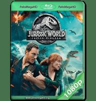 JURASSIC WORLD: EL REINO CAÍDO (2018) WEB-DL 1080P HD MKV ESPAÑOL LATINO