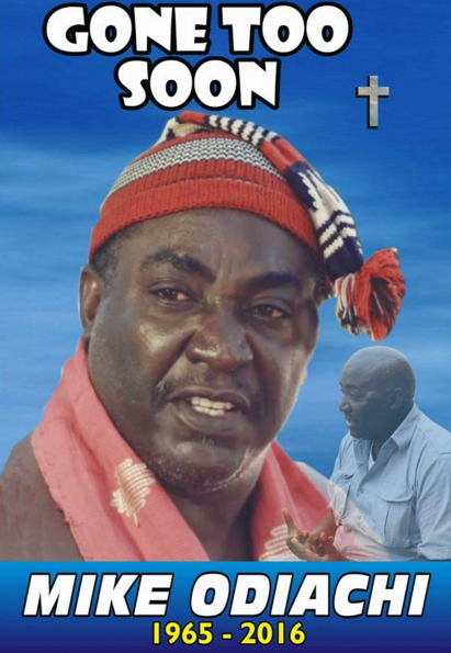 nollywood actor died this week