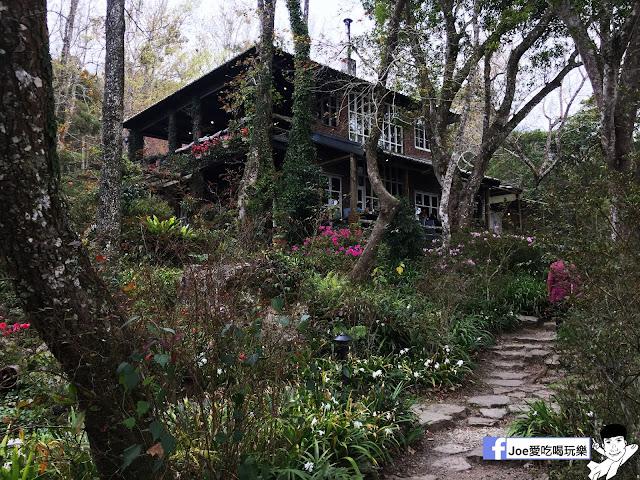 IMG 2484 - 【新竹旅遊】六號花園 景觀餐廳 | 隱藏在新竹尖石鄉的森林秘境,在歐風建築裡的別墅享受芬多精下午茶~