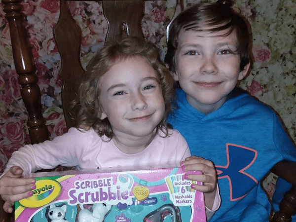 Scribble Scrubbie Pets! Scrub Tub Playset Is A Huge Hit