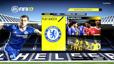 PES 2013 Graphic dari FIFA 2017