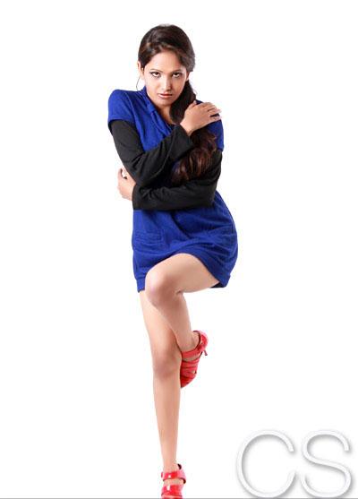 Nepal Model Sansar: Nepali Singer Indira Joshi