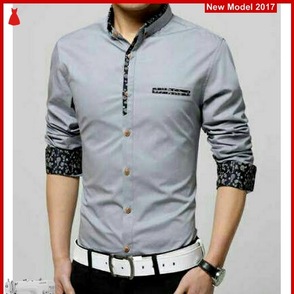 MSF0052 Model Kemeja Slim Murah Fit Vincent BMG