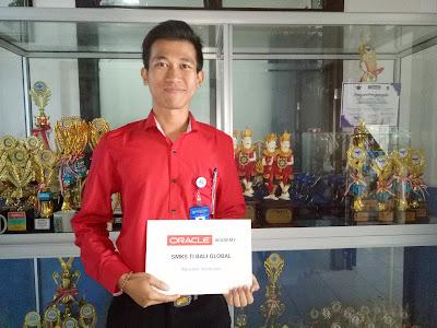 SMK TI Bali Global Denpasar Terdaftar Sebagai Member Oracle Academy