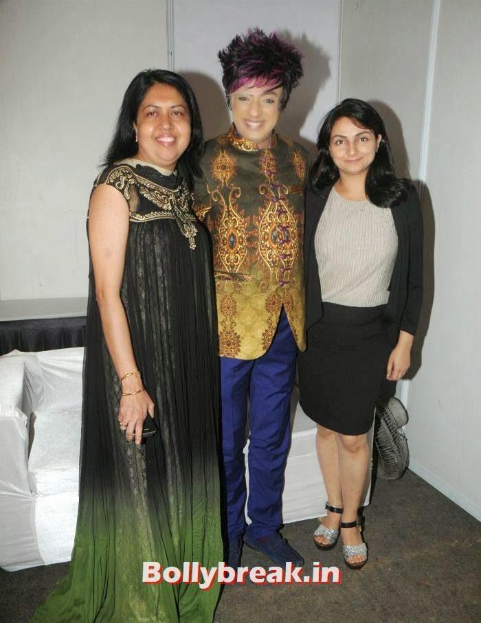 Swati Lomba, Rohit Verma, Anupama Verma, Rohit Verma's Fashion Show Pics