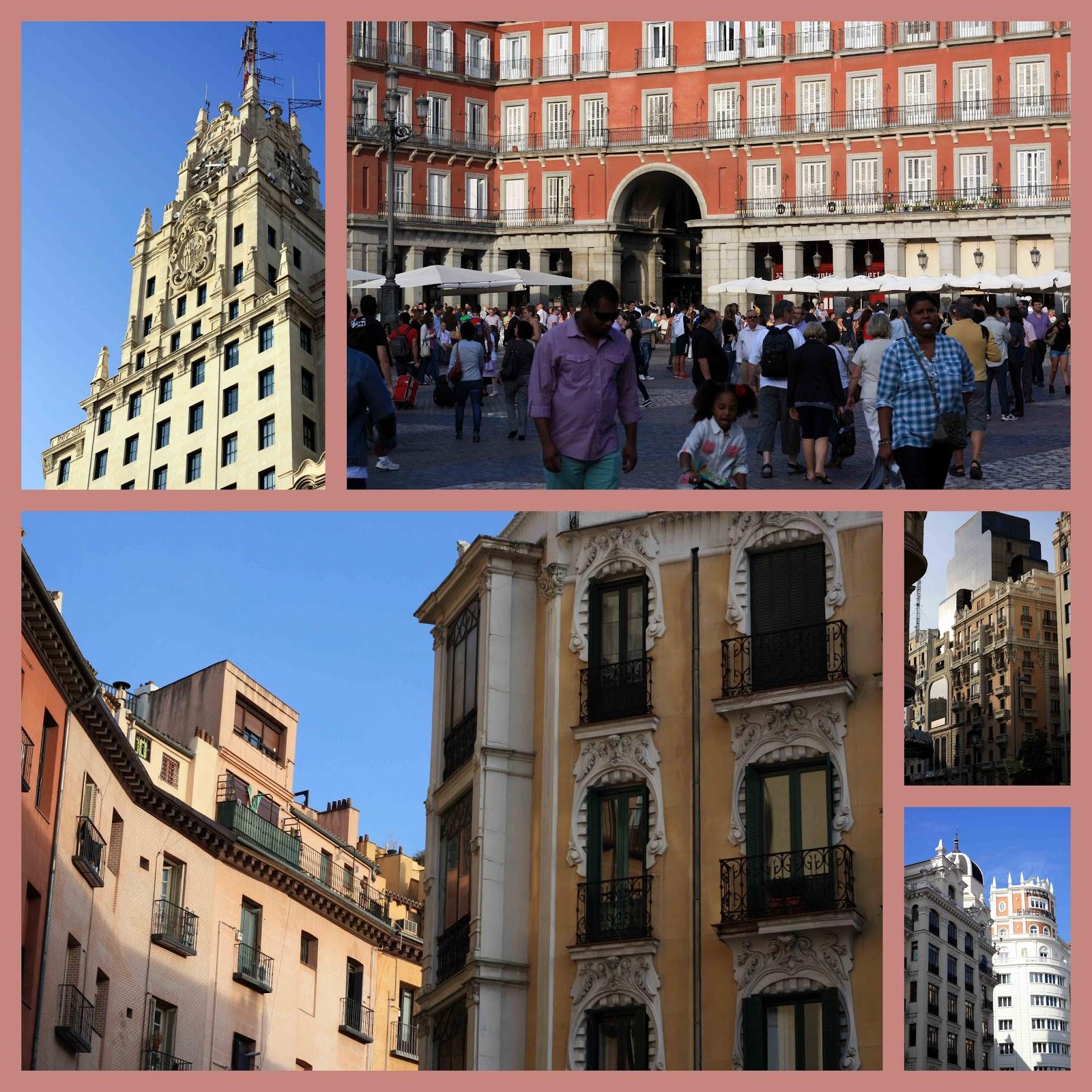 Architettura A Madrid v i a v a i . move your style.: que viva madrid!