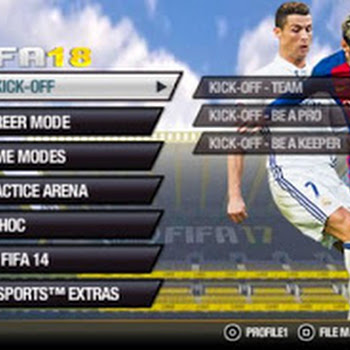 Download FIFA 2018 For PPSSPP ISO Zip File | presh portal blog