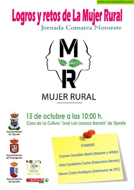 Agenda día Mundial de la Mujer Rural en Garafía