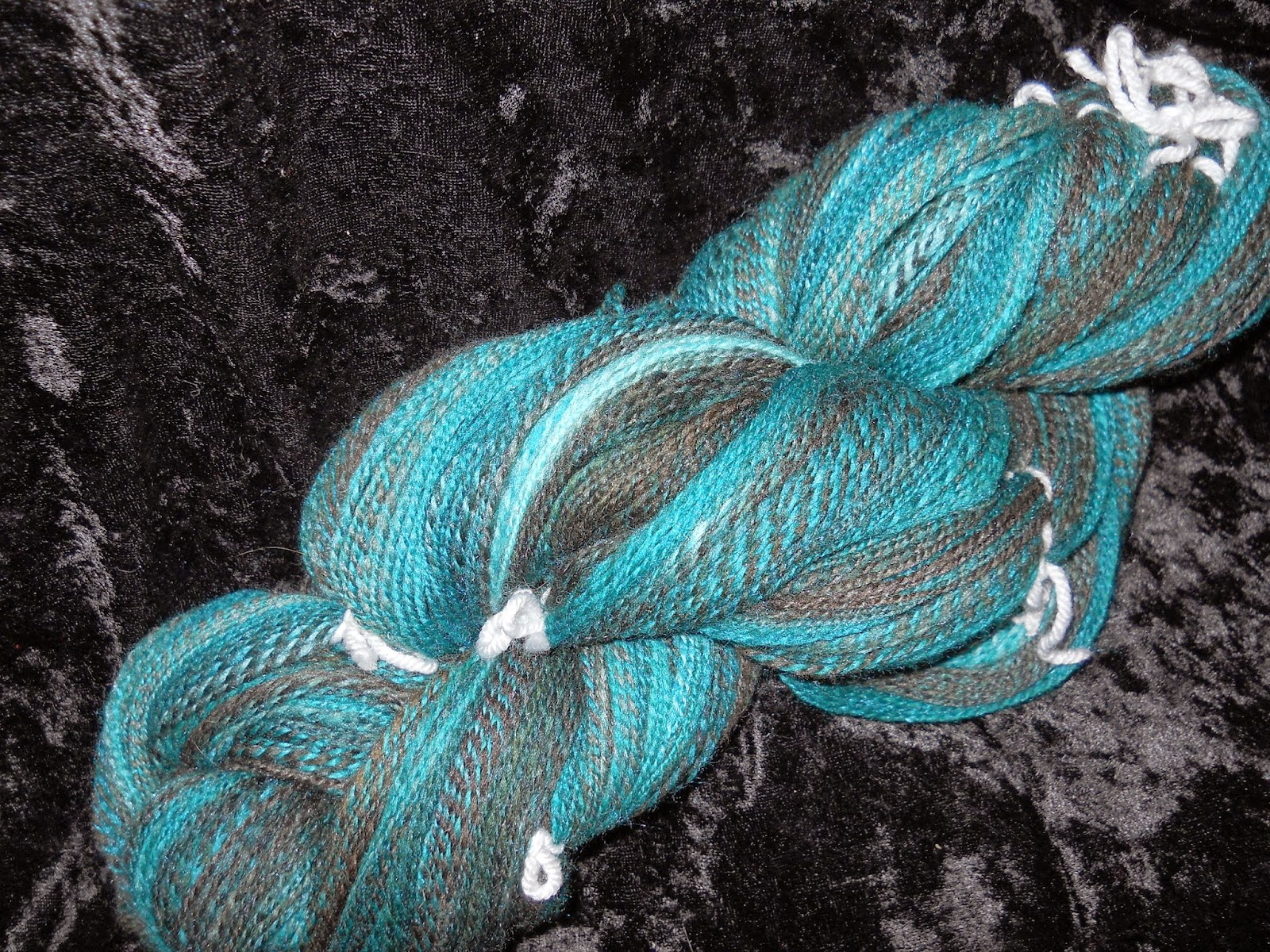 http://www.ravelry.com/people/gizmo098/handspun/mint-chocolate-chip