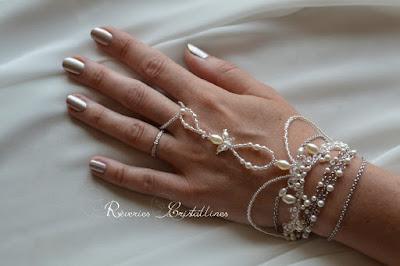 bracelet oriental en perles