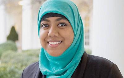 Staf Muslim Gedung Putih mundur
