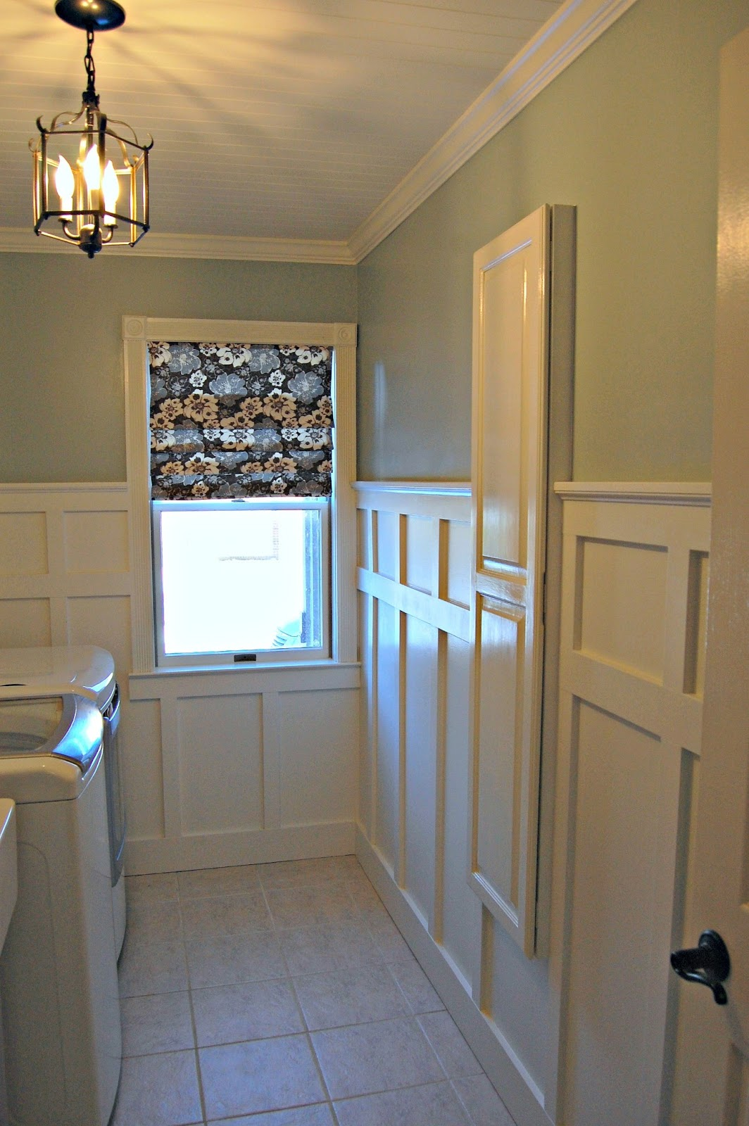 Roly Poly Farm: Laundry Room Reveal