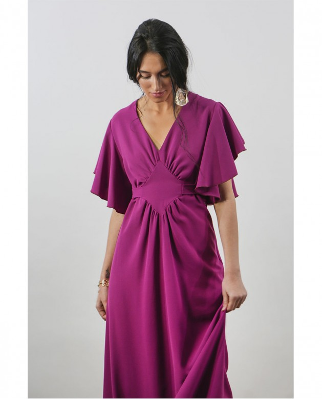 Contemporáneo Trajes De Boda Zara Motivo - Colección del Vestido de ...
