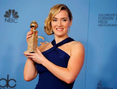 Kate Winslet Golden Globes 2016