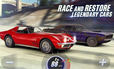 CSR Racing 2 Apk + Data for Android