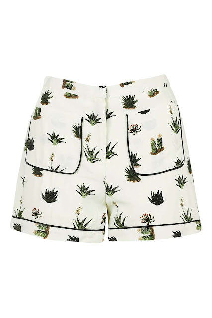 cactus shorts,