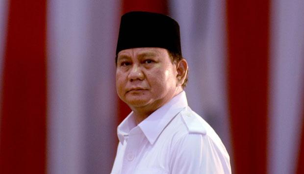 Kumpulan Kata Kata Bijak Prabowo Subianto Dalam Bahasa Inggris dan Artinya