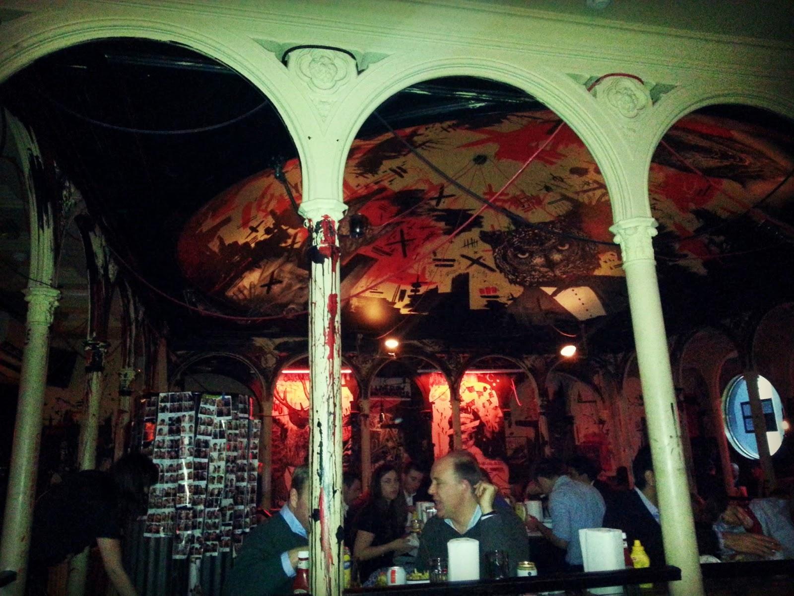 Meatliquor London Restaurant Review