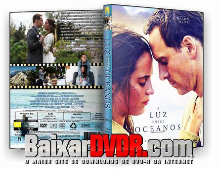 A Luz Entre Oceanos (2017) DVD-R Oficial