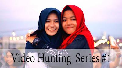VideoHunting Series#1 at SevenSky Jogja #DIZ