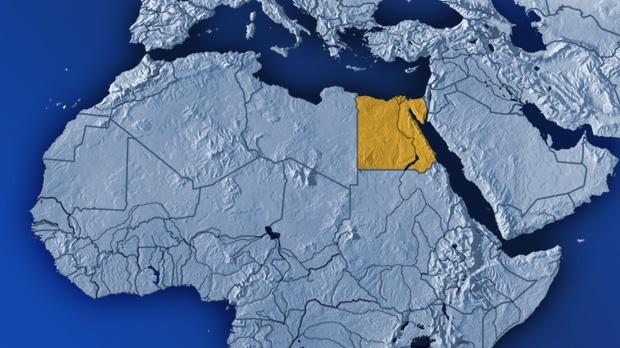 O Ministério das Antiguidades do Egito anunciou no sábado (24) a descoberta de uma necrópole antiga perto da cidade do Vale do Nilo, Minya, ao sul do Cairo.