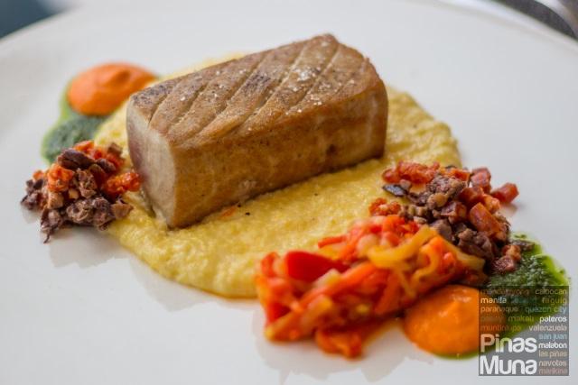 Mirèio Restaurant at Raffles Makati