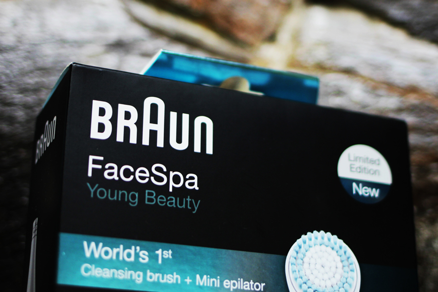 braun face spa young beauty