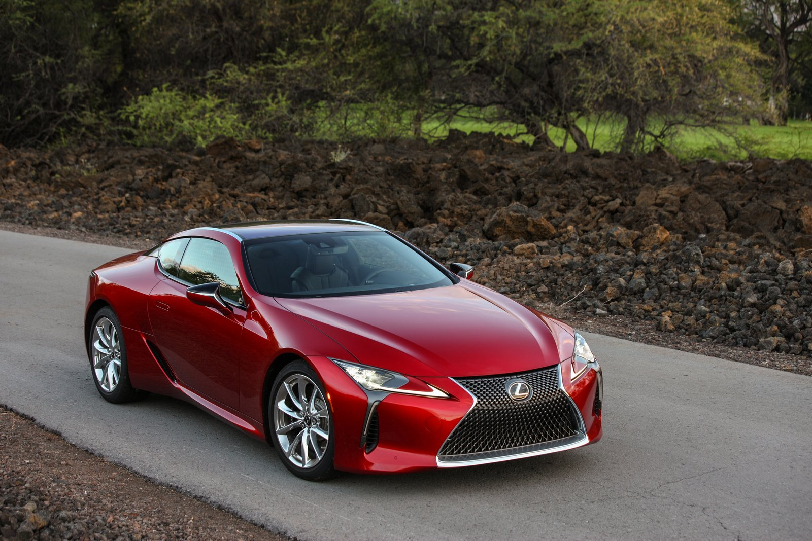 lexus lc convertible remains a possibility carscoops. Black Bedroom Furniture Sets. Home Design Ideas