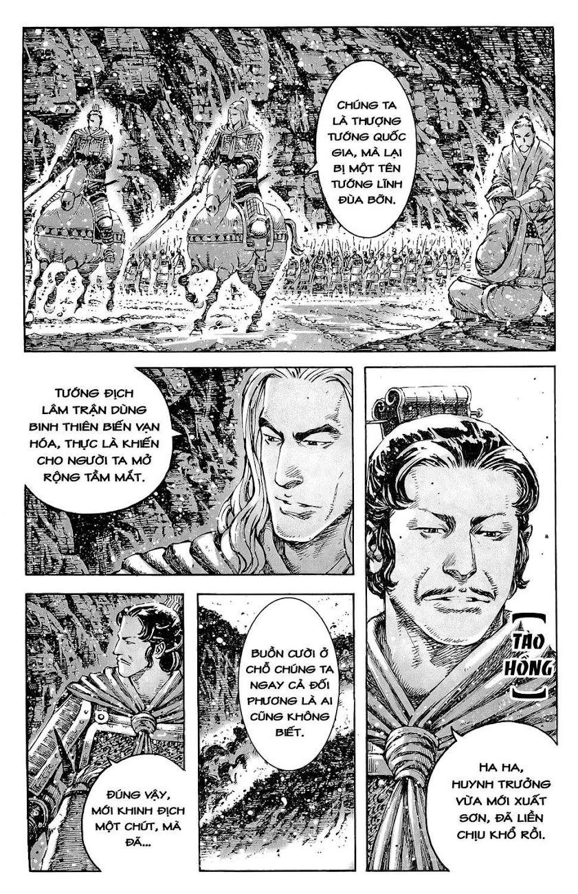 Hỏa phụng liêu nguyên Chương 385: Trí giả ám lộ [Remake] trang 3