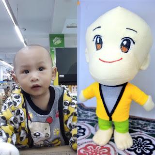 Boneka Custom Anak-anak