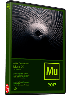 Adobe Muse CC 2017