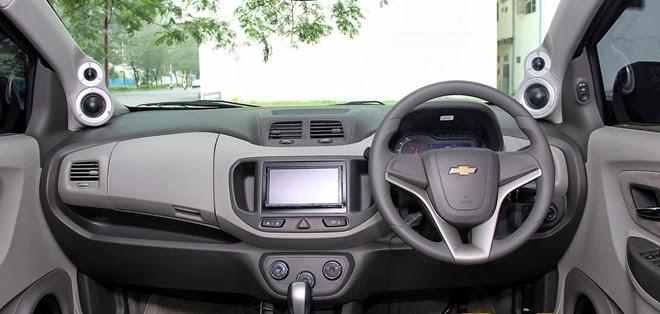 Modifikasi Chevrolet Spin SQ Dengan Gaya Sederhana Dan