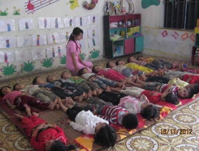 Biện pháp rèn luyện nề nếp, thói quen ban đầu cho trẻ nhà trẻ 18 – 24 tháng